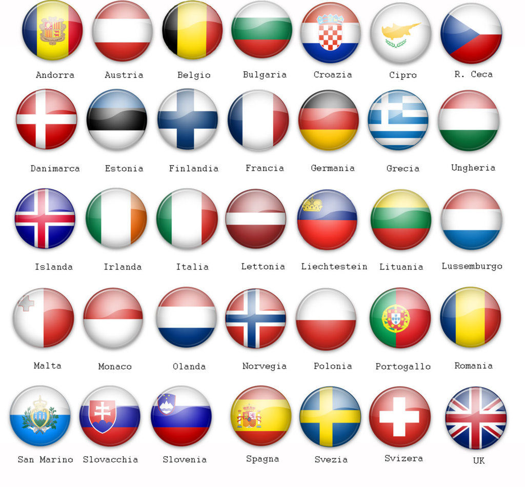 Advisable countries Visa Australia eVisitor